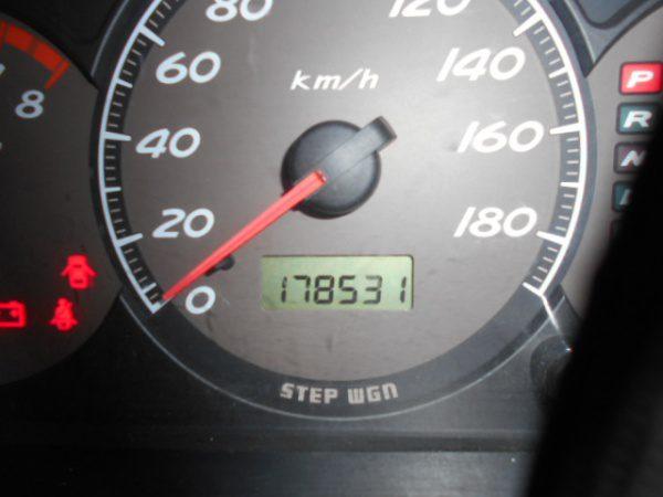 ステップワゴン3 1・17
